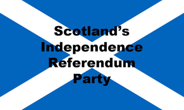 Scottish Independence Referendum Party